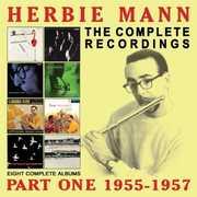 Complete Recordings: 1955-1957 , Herbie Mann