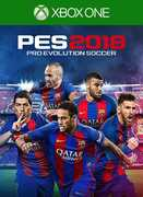 Pro Evo Soccer 2018 for Xbox One