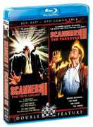 Scanners II: The New Order /  Scanners III: The Takeover , David Hewlett
