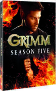 Grimm: Season Five , David Giuntoli