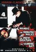 Horror Classics: Volume 20 , Lionel Atwill