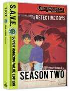 Case Closed: Season Two - S.A.V.E. , Jerry Jewell