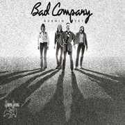 Burnin' Sky , Bad Company