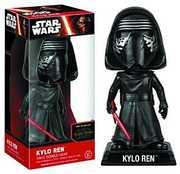 Funko Wacky Wobbler: Star Wars - Kylo Rem With Helmet