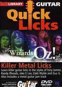 Killer Metal Licks: The Wizard of Oz: Quick Licks , Randy Rhoads