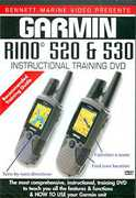 Garmin Rino 520, 530, 520HCX, 530HCX