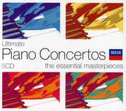 Ultimate Piano Concertos /  Various , Various Artists