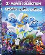 The Smurfs 2/ The Smurfs (2011)/ Smurfs: The Lost Village , The Smurfs