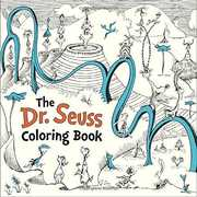 The Dr. Seuss Coloring Book (Dr. Seuss, Cat in the Hat)