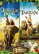 The Jungle Book & Tarzan with 3 Bonus Movies , Gordon Scott