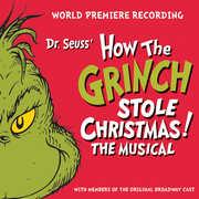 Dr Seuss How the Grinch Stole Christmas: Musical , Dr. Seuss