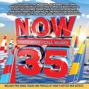 Now, Vol. 35: That's What I Call Music , Various Artists