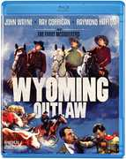 """Wyoming Outlaw , Don """"Red"""" Barry"""