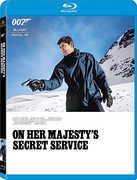 On Her Majesty's Secret Service , George Lazenby