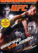 UFC 89: Bisping Vs Leben , Brandon Vera
