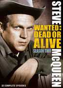 Wanted Dead or Alive: The Complete Season Two , Steve McQueen