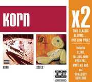 X2: Korn /  Issues [Explicit Content] , Korn