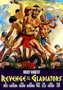 Revenge of the Gladiators , Mickey Hargitay
