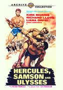 Hercules, Samson and Ulysses , Kirk Morris