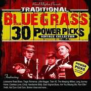 30 Traditional Bluegrass Power Picks /  Various , Various Artists