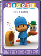 Pocoyo: Fun and Dance With Pocoyo , Stephen Fry