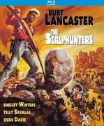 The Scalphunters , Burt Lancaster