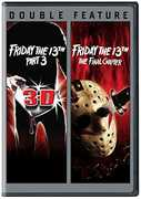 Friday the 13th Part III & Part Iv