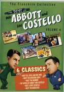 The Best of Bud Abbott and Lou Costello: Volume 4 , Bud Abbott
