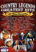 Country Legends Greatest Hits /  Various
