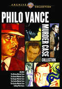 Philo Vance Murder Case Collection , William Powell