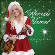 Christmas Time , Rhonda Vincent