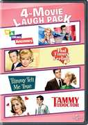 4-Movie Laugh Pack: If A Man Answers/ That Funny Feeling/ Tammy Tell