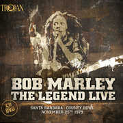 The Legend Live - Santa Barbara County Bowl: September 25th 1979 , Bob Marley & Wailers