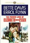The Private Lives of Elizabeth and Essex , Bette Davis