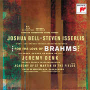 For The Love Of Brahms , Joshua Bell