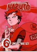 Naruto Uncut Box Set 6 , Dave Wittenberg