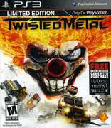 Twisted Metal Limited Edition for PlayStation 3