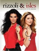 Rizzoli & Isles: The Complete Fifth Season , Sasha Alexander