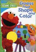 Sesame Street: Guess That Shape and Color , Martin P. Robinson