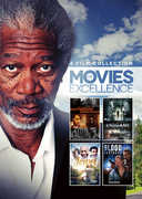 4-Film Collection: Movies Of Excellence , Morgan Freeman