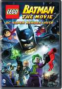 Lego Batman: The Movie DC Superheroes Unite , Christopher Corey Smith