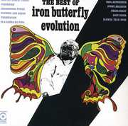 Best of Iron Butterfly Evolution , Iron Butterfly