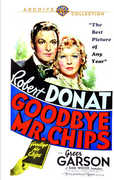 Goodbye Mr. Chips , Robert Donat