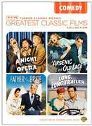 TCM Greatest Classic Films Collection: Comedy , Marx Brothers