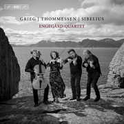 Grieg Sibelius & Thommessen: String Quartets