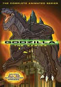 Godzilla: Complete Animated Series
