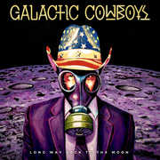 Long Way Back To The Moon , Galactic Cowboys