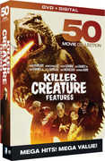 Killer Creature Features: 50 Movie MegaPack , Various