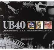 Labour of Love 1 2 & 3 [Import] , UB40