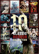 10-Film Classic Horror Collection , Boris Karloff